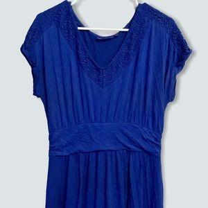 APT 9 Super Soft Floral Accent Dress